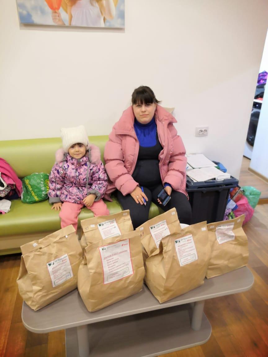 Ирина-многодетная семья-3-детей