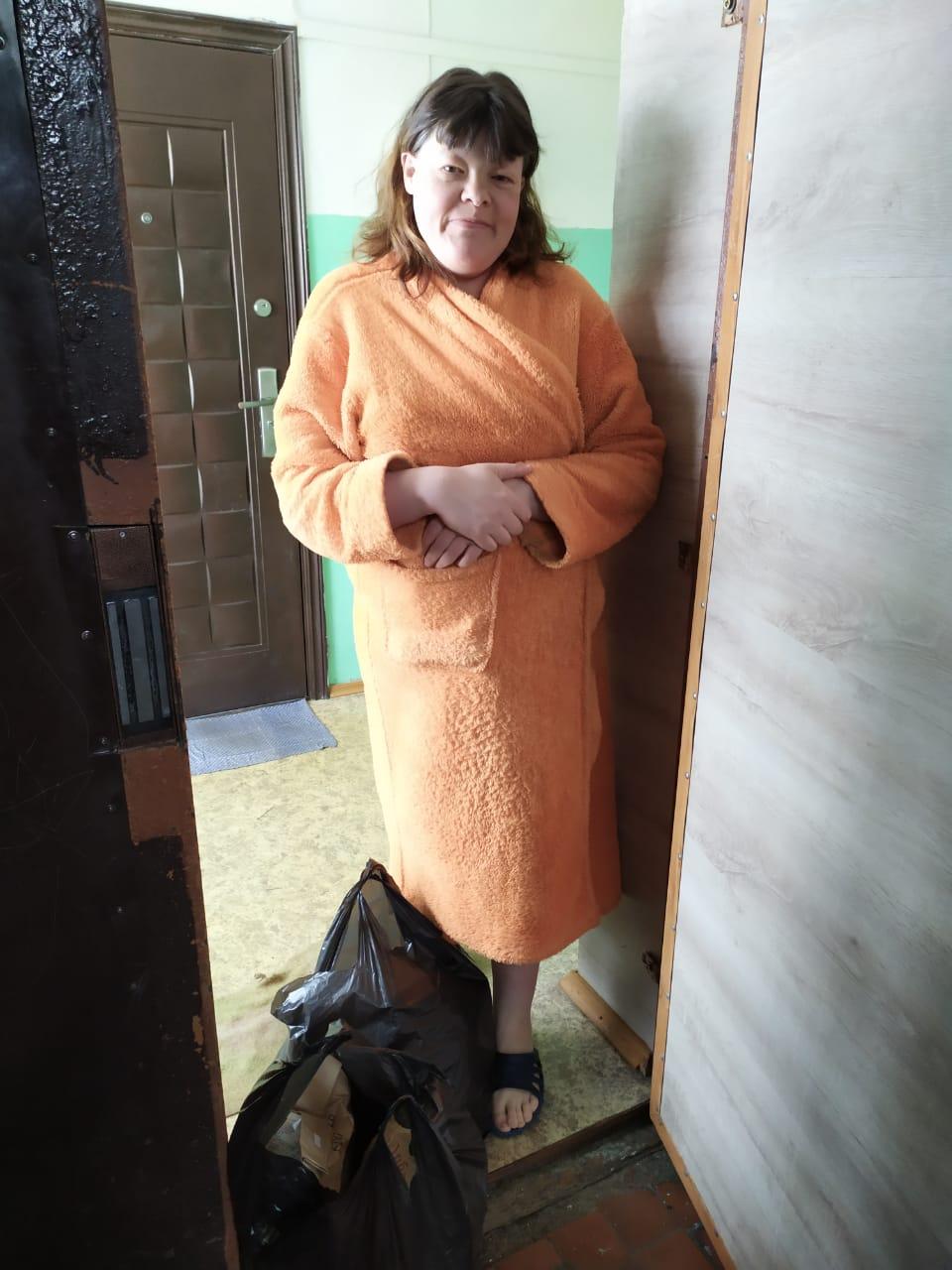 Ирина-трудная жизненная ситуация