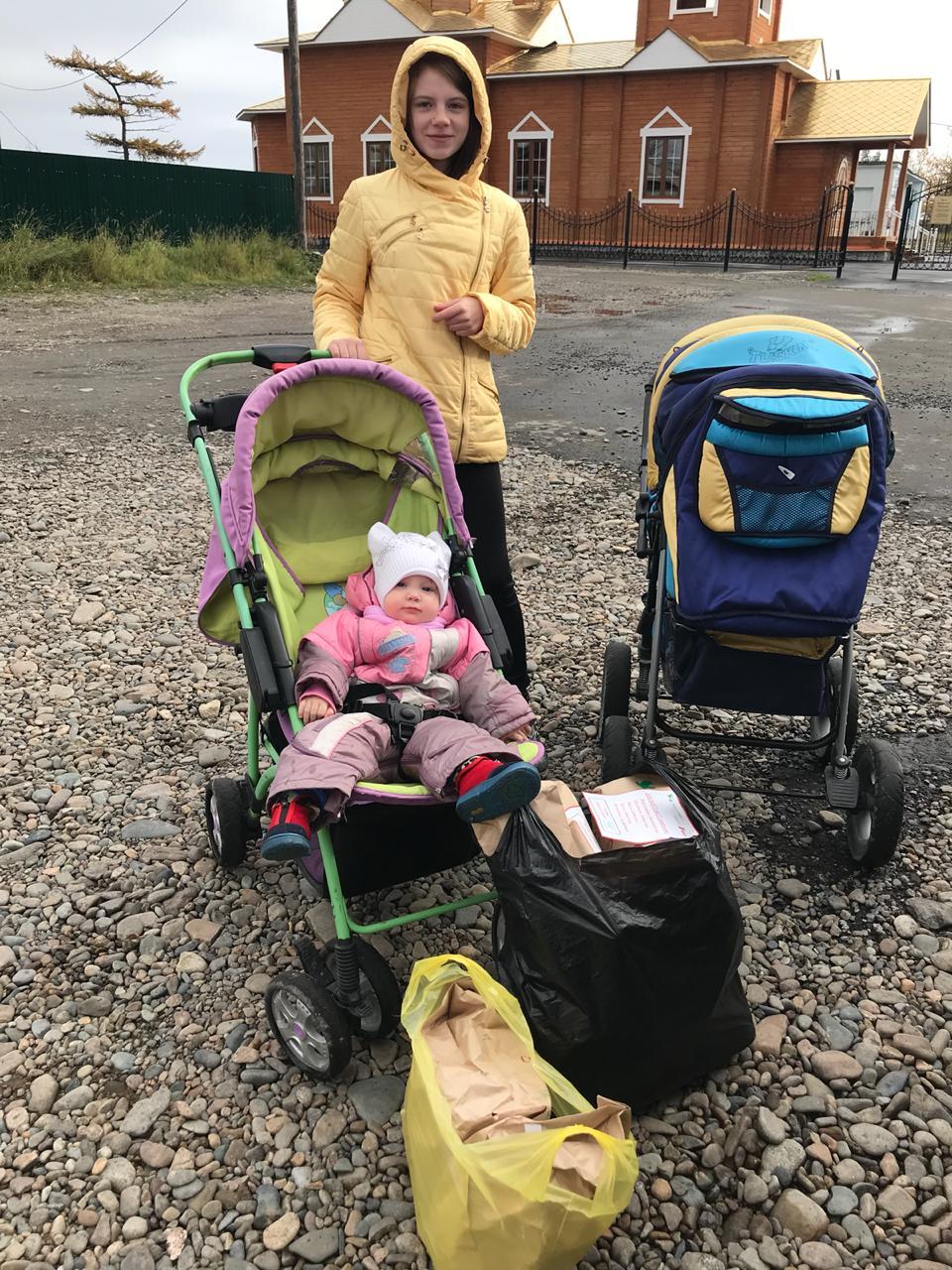 Наталья, мать-одиночка, 2 детей