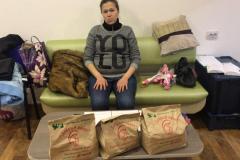 Александра-трудная жизненная ситуация-ожидает ребенка