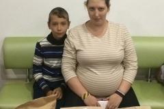 Александра, многодетная семья, 4 детей, ждет 5 малыша