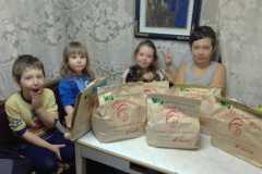 Александра-многодетная семья-5-детей