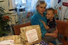 Анастасия, многодетная семья, 4 детей