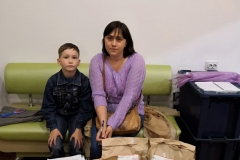 Анжела, многодетная семья, 3 детей