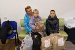 Анна, многодетная семья, 3 детей