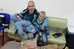 Вероника, мать-одиночка, 2 детей