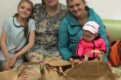 Вероника, многодетная семья, 5 детей