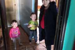 Виалетта-2-деток, ждет третьего ребенка