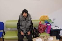 Виктория (получила ее тетя), малоимущая семья, 3 детей