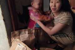 Виолетта-трудная жизненная ситуация-двое детей