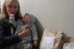 Галина, многодетная семья, 3 детей