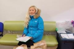 Галина, многодетная, 3 детей