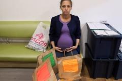 Дарья, многодетная семья, 4 детей, ожидается двойня