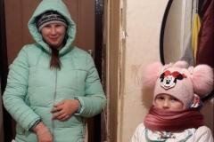 Елена, мать-одиночка, 4 детей, п. Ола