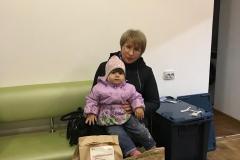 Елена, многодетная семья, 3 детей