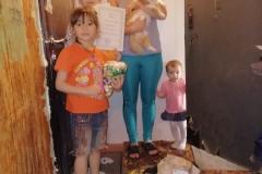 Кристина, 3 ребёнка.