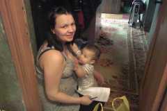 Ксения-многодетная семья-3 детей, ждет 4 малыша