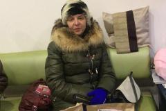 Наталья-инвалид, трудная жизненная ситуация