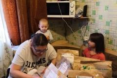 Наталья, многодетная, 6 деток