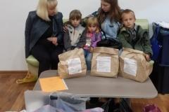 Светлана, многодетная семья, 4 детей