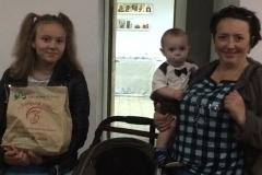 Светлана, малоимущая семья, 2 детей
