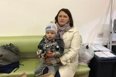 Татьяна, мать-одиночка, 1 ребенок