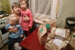 бабушка-Людмилы-двое детей, ждет третьего малыша