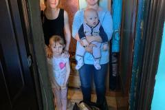 многодетная семья-4-деток