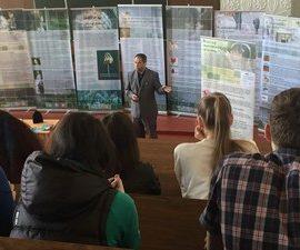 В Северо-Восточном государственном университете прошла выставка «Человеческий потенциал России. Семейные ценности»