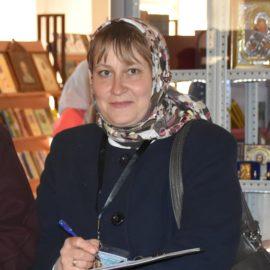 Наталья Мацокина