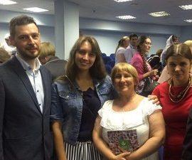 Представитель движения «Колыма — За Жизнь» принял участие во II съезде движения «За жизнь» в Москве