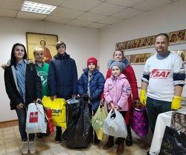 В Магаданской епархии продолжает работу Епархиальный гуманитарный центр «Колыма — За Жизнь»