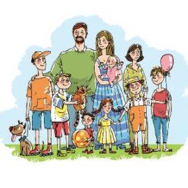 В Магадане пройдет праздник для детей и родителей «Многодетный Магадан»