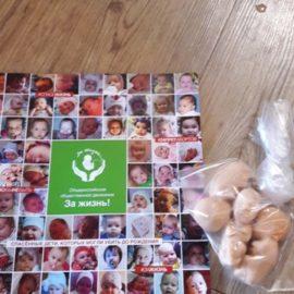 Магаданская епархия продолжает работу по направлению «Противоабортное консультирование» в рамках грантового проекта «Колыма – За Жизнь»